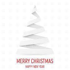 christmas tree oragami christmas lights decoration