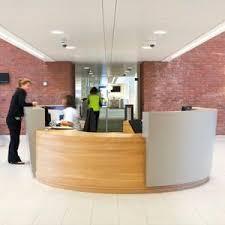 Vogue Reception Desk Illuminated Reception Desk All Architecture And Design