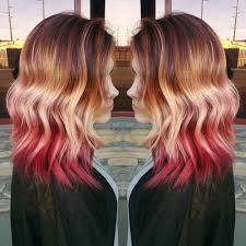 colour in hair 2015 hair color trends of 2015 every hair color trend this year