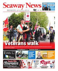 cornwall seaway news august 20 2015 edition by cornwall seaway