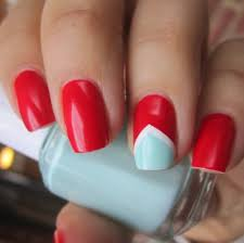red and white nail polish designs image collections nail art designs