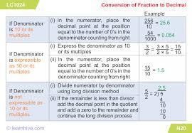 learnhive icse grade 5 mathematics decimals lessons exercises