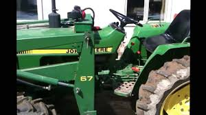 john deere 750 hydraulic oil youtube