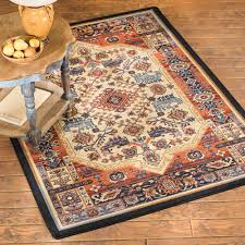 5 Foot Square Rug Products In Shadow Mountain On Black Forest Decor