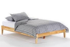 basic bedroom furniture p series basic bed world of futons