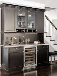 corner bar cabinet black momentous black corner bar cabinet with wine glass tray in chrome