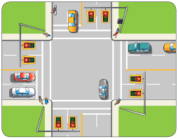 What Does A Flashing Yellow Light Mean Traffic Signal Power Outage What Do You Do Tranbc