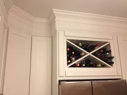 Kitchen Crown Moulding Ideas  Kitchen Cabinet Crown - Kitchen cabinets moulding