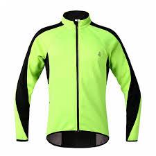 fluorescent cycling jacket fluorescence green bicycle jacket men women waterproof bike cycle