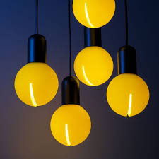 plastic pendant light shades top 64 magic contemporray yellow colors plastic pendant light