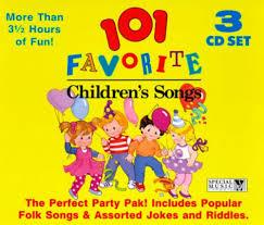 101 favorite children s songs various artists songs reviews