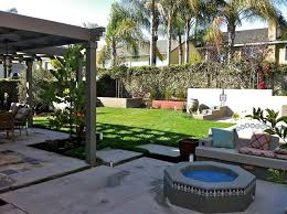 Fire Pit Backyard Backyard Landscaping Fullerton Ca Photo Gallery Landscaping