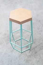 Bathroom Chairs And Stools Style Trend Geometric Decor Stools Bar Stool And Joseph