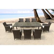 creative of outdoor dining sets for 8 8 person outdoor dining sets