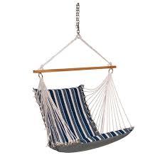 algoma net company soft comfort cushion polyester chair hammock