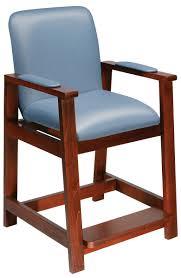 wood hip high chair drive medical