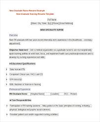 Registered Nurse Job Description For Resume by Registered Nurse Resume Example 6 Free Word Pdf Documents