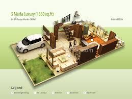 3d home design 5 marla category modern home design ideas whitevision info
