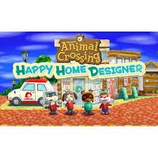 Home Desinger Animal Crossing Happy Home Designer Nintendo 3ds Walmart Com