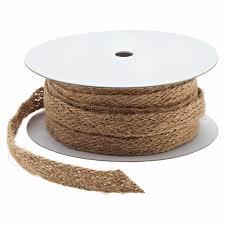 jute ribbon jute weave ribbon the container store