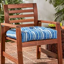 patio seat cushions blue chair cushions for the home jcpenney