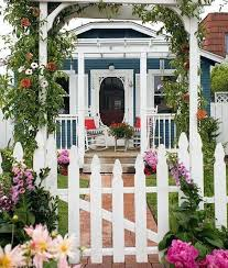 Cottage Curb Appeal - 64 best curb appeal images on pinterest gardens architecture