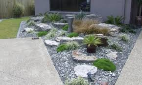 Rock Garden Landscaping Ideas Garden Design Garden Design With Serenity In The Garden Make A