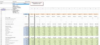 Forecast Spreadsheet Template Budgeting And Forecasting With Prophix Part 2 U2013 Creating Budget