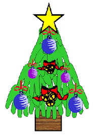 Holiday Crafts For Preschoolers - christmas tree crafts