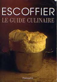 cuisine escoffier le guide culinaire