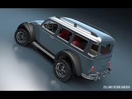 volkswagen thing 4x4 2015 zolland design volkswagen beetle 4x4