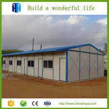 low cost prefabricated bungalow export house in bangladesh buy