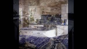 Blue Granite Floor Tiles by Blue Granite Countertops Youtube