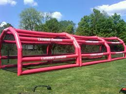 inmotion air softball batting cages for collegiate or traveling teams