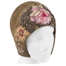 lace accessories mannheimer c 1920 s gold lace floral glass bead sequin helmut