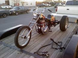 Rat Rods For Sale Cheap 1971 Bsa Custom Trike Motorcycle For Sale Classic Bsa Rat Rod Style