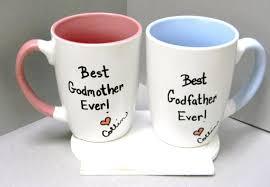 godmother mugs godfather mug godmother mug godparents mugs gift for baptism