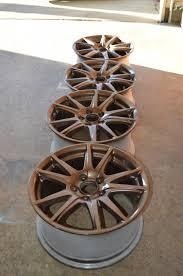 duplicolor bronze ap2v1 rims diy s2ki honda s2000 forums