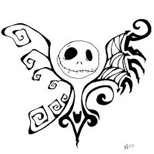 jack skellington tattoo where would it go i already have