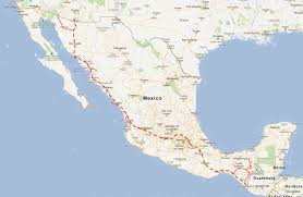 Map Of Jalisco Mexico by Book U0026 App Store On The Road In Mexico