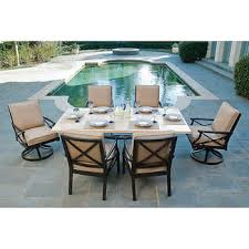 Outdoor Dining Room Furniture Dining Sets Costco