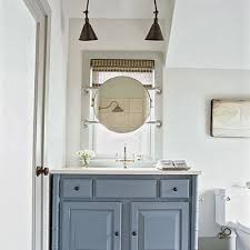 How To Hang A Bathroom Mirror by Would You Hang A Mirror Over A Window By Design Fixation