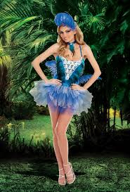 halloween dance costumes 4 pc blue bird beauty costume amiclubwear costume online store