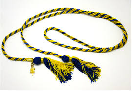 graduation cord yearbook graduation cords balfour ohio yearbooks
