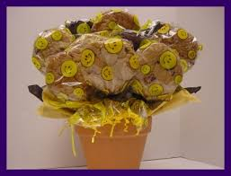 cookie bouquet cookie bouquets baskets instead turning your wishes into