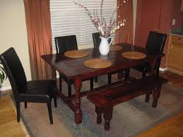 Dining Room Bench Plans by My New Diy Dining Table Inspiration For Moms