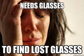 Broken Glasses Meme - 36 most funny glasses meme pictures and images on the internet
