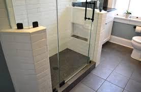 Bathroom Shower Floor Ideas Bamboo Floor Tile Shower Floor Options Matching Shower And Floor