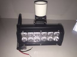 12 volt led fishing lights flounder gigging light pvc head led 36 watts 3600 lumens 12 volt