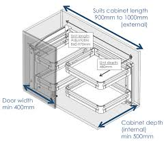 blind corner kitchen cabinet sizes imanisr com